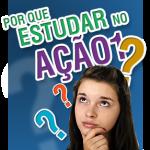 Por que estudar no Ação1?